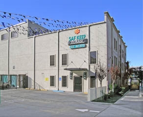Saf Keep Self Storage - Los Angeles - Melrose Avenue - Photo 2