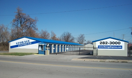 Storage Express - Jeffersonville - 6th & Michigan - Photo 1