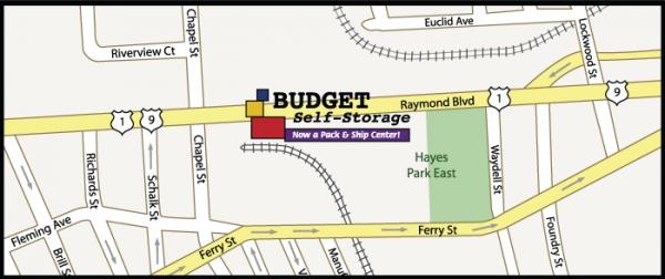 Budget Self Storage - Photo 3