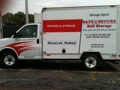 Safe & Secure Self Storage - Mill St. - Photo 2