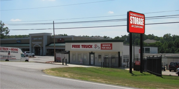 Washington Road Self Storage Near Club Car - Photo 1