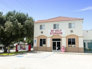 My Self Storage Space West Covina