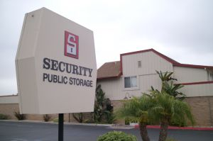 Security Public Storage - Brea