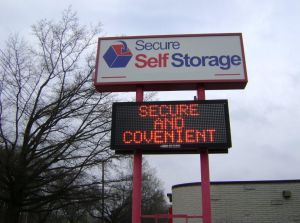 Secure Self Storage - Blair Road