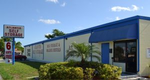 Blue Self Storage