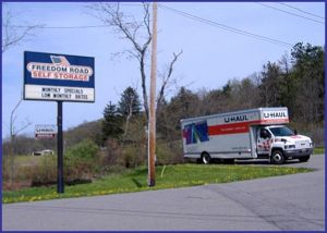 Freedom Road Self Storage