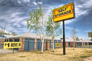 Security Self Storage - Fillmore