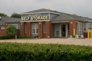 Security Self Storage - Hulen