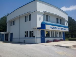 Atlantic Self Storage - Ridgecrest