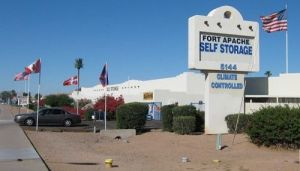 Arizona Storage Inns - Ft. Apache
