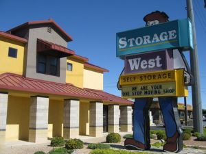 Storage West - Flamingo Road