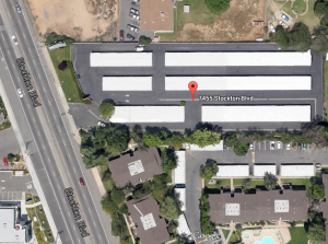 Stockton Blvd. Self Storage - South