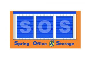 Spring Office Storage & U-Haul