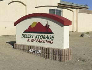 Desert Storage and RV Parking