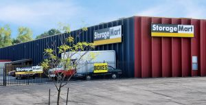 StorageMart - State Ave & N 74th Drive
