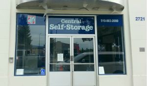Central Self Storage - Berkeley