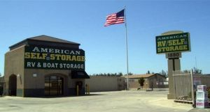 American Self Storage - Stockton