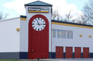StorageMart - Blair High Rd & N 99th St