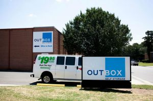 Outbox Self Storage - Cotswold