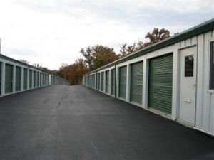KK Self Storage, Main Site
