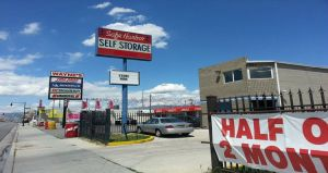 Safe Harbor Self Storage
