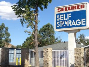 Secured Self Storage