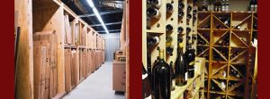 Los Angeles Fine Arts & Wine Storage