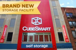 CubeSmart Self Storage - New York - 444 West 55th Street