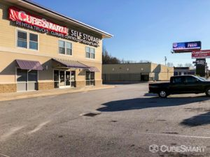 CubeSmart Self Storage - Greenville - 450 Haywood Road