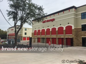 CubeSmart Self Storage - Austin - 2525 South I-35