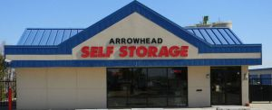 Arrowhead Self Storage - Edmond - 3800 South Kelly Avenue