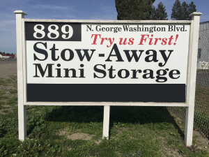 Stow Away Mini Storage