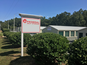 10 Federal Self Storage - Chapel Hill South