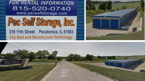 Pec Self Storage