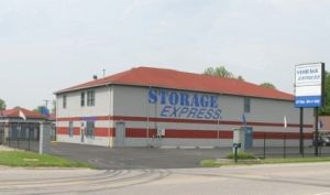 Storage Express - Clarksville - Little League Boulevard