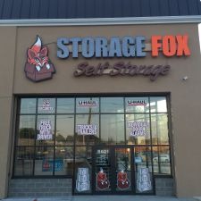 Storage Fox Self Storage Of Brooklyn And UHAUL Truck Rentals