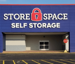 L007, Store Space Self Storage - Indianapolis - Madison Avenue