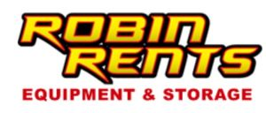 Robin Rents Equipment and Storage