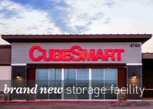 CubeSmart Self Storage - Gilbert - 4700 S Val Vista Dr