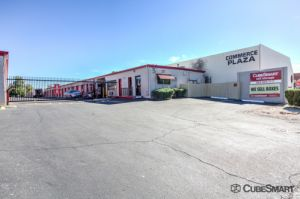 CubeSmart Self Storage - Tucson - 201 South Plumer Avenue