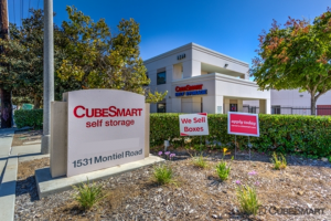 CubeSmart Self Storage - Escondido