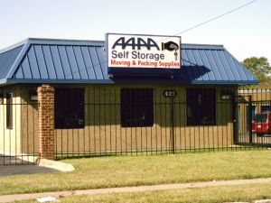 AAAA Self Storage - Portsmouth - Elm Ave.