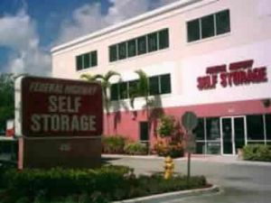 Federal Highway Self Storage