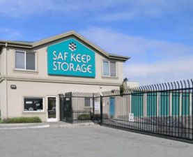 Saf Keep Self Storage - Milpitas