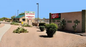Dollar Self Storage - Apache Junction - East Old West Highway