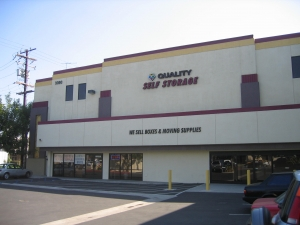 Long Beach self storage from AAA Quality Self Storage - Long Beach