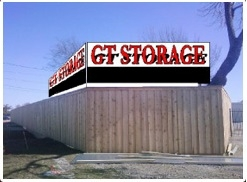 Dallas self storage from GT Storage
