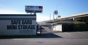 Portland self storage from SafeGard Storage
