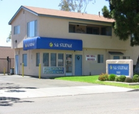 Escondido self storage from SD Storage - South San Marcos