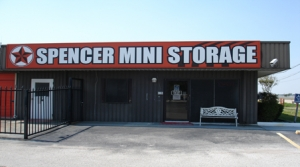 Baytown self storage from Spencer Mini-Storage